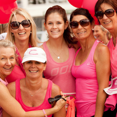 Virtual Walk for Womens Cancers