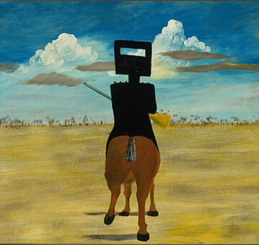 Cairns Art Gallery – Sidney Nolan's Ned Kelly Series