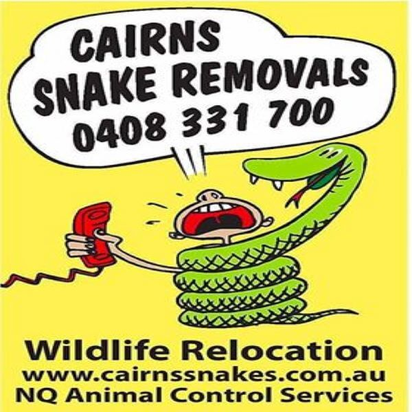 Cairns Snake Removals