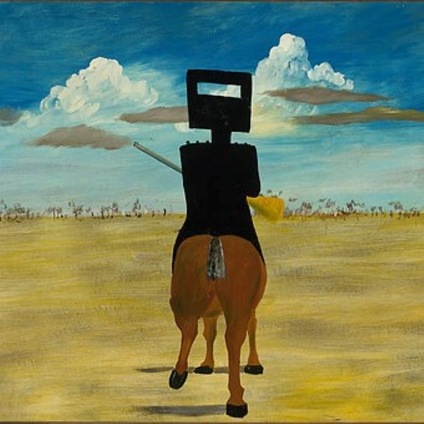 Cairns Art Gallery – Sidney Nolan's Ned Kelly Series – Extended