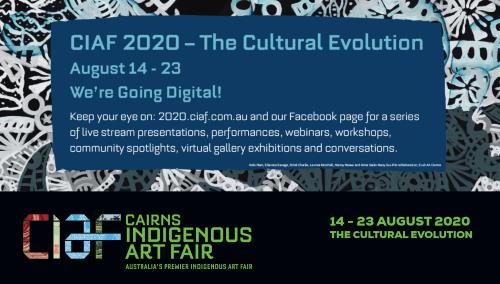 CIAF – The Cultural Evolution 2020