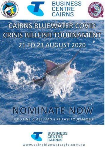 Cairns Bluewater Billfish Tournament