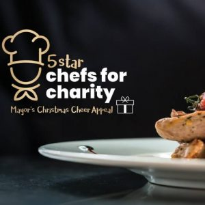 5 Star Chefs for Charity