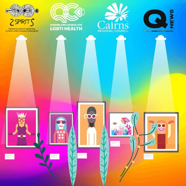 Cairns Pride Festival – Art Exhibition
