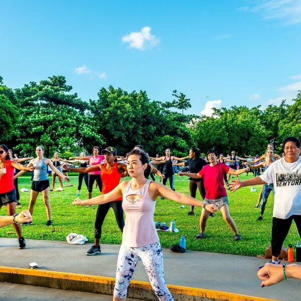 Zumba – Free Active Living Fitness