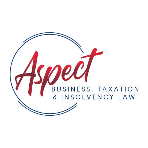 aspect business taxation and insolvency