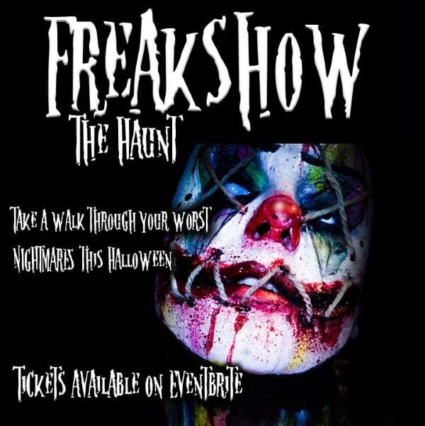 Freakshow – The Haunt – Night Sessions