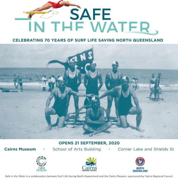 'Safe in the Water' Exhibition