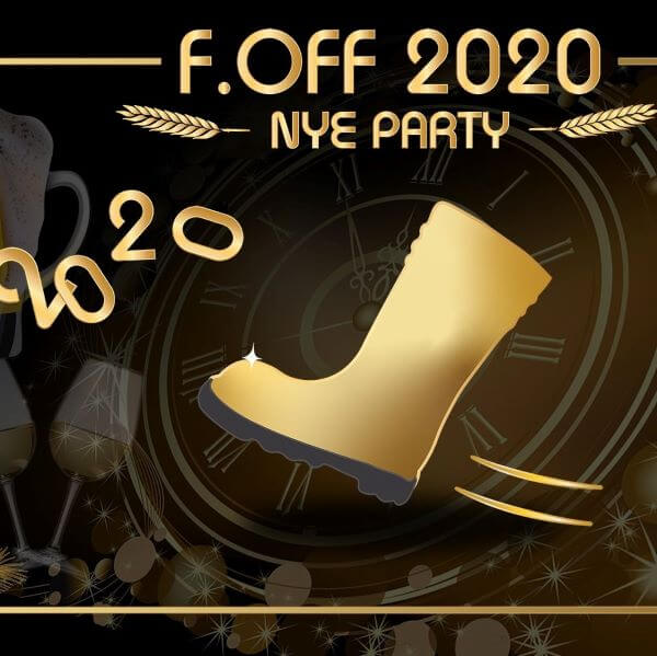 Hemingway's F. OFF 2020 NYE Party!