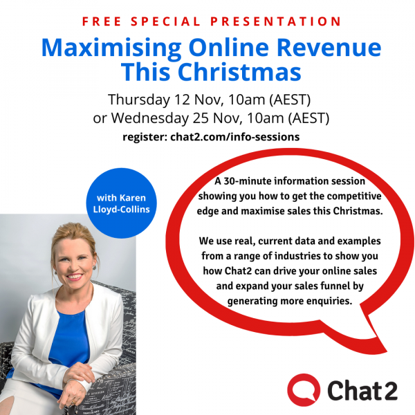 Maximising Online Revenue this Christmas