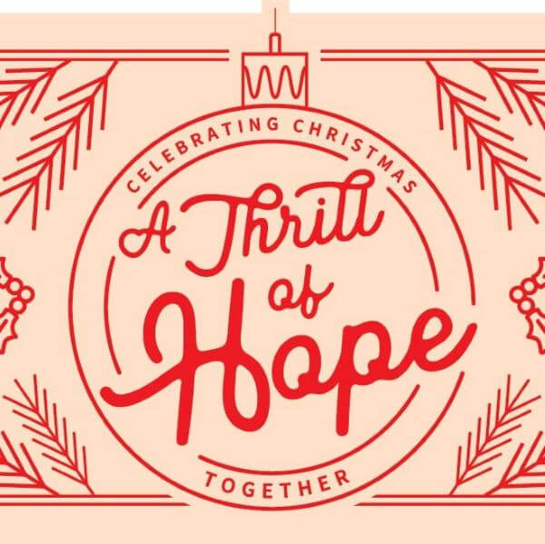 Carols Spectacular – A Thrill of Hope