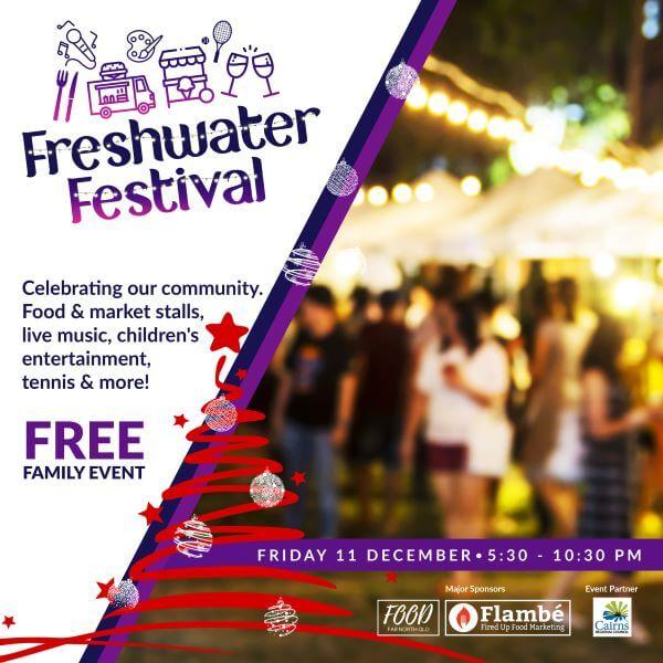 Freshwater Festival – A Christmas Celebration