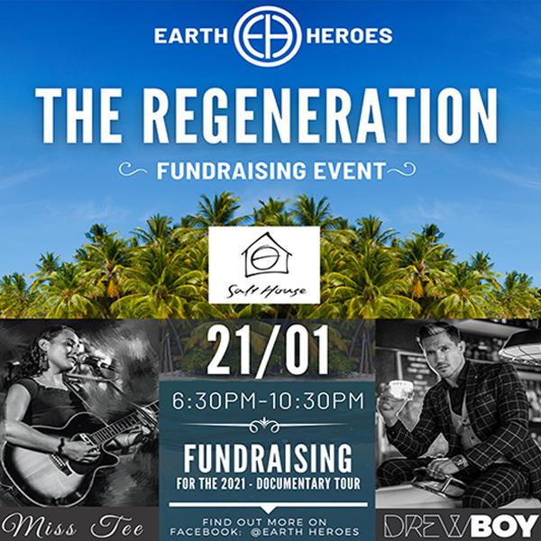 'The Regeneration' Fundraising Event
