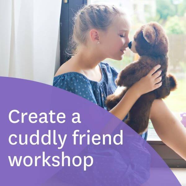 Create a Cuddly Friend Workshop – Stockland Cairns
