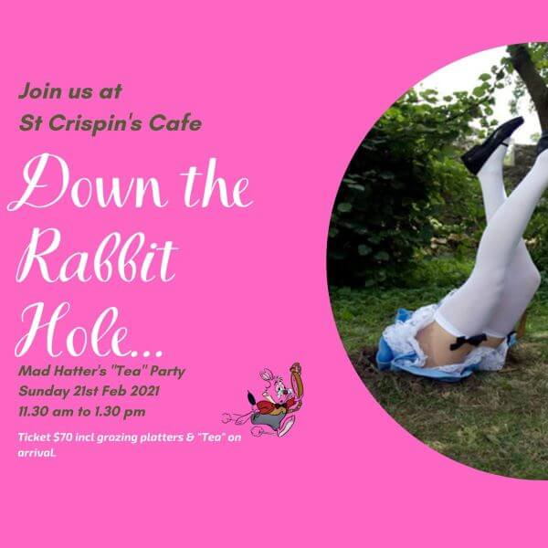 Down The Rabbit Hole – Port Douglas Hot & Steamy Festival 2021