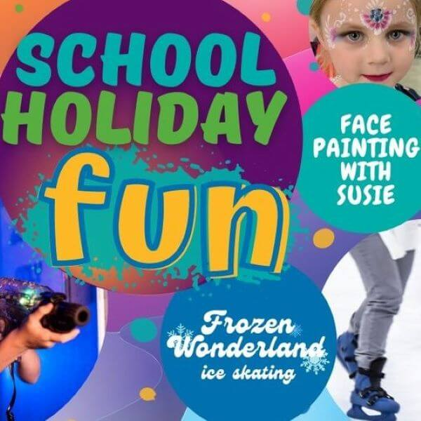 Frozen Wonderland Ice Skating – DFO Cairns