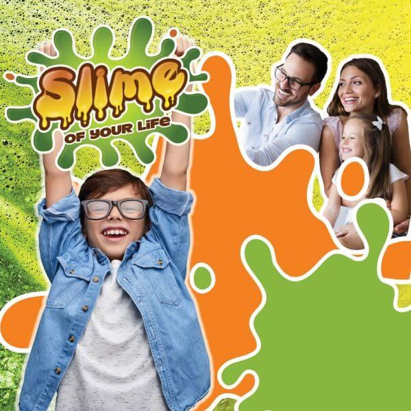 Slime of Your Life – Mount Sheridan Plaza