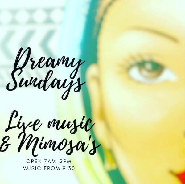 Live Music & Mimosas @ Caffiend
