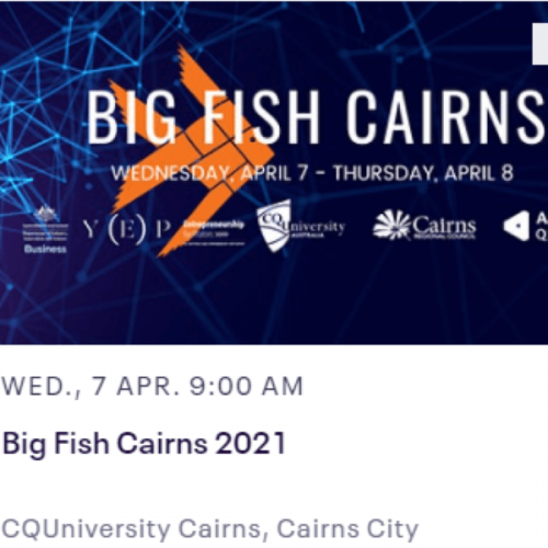 Big Fish Cairns 2021