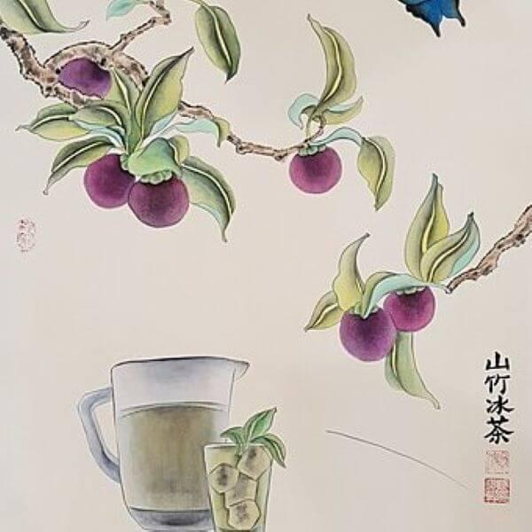 CAG – Chinese Brush Painting with Yixy Ruan