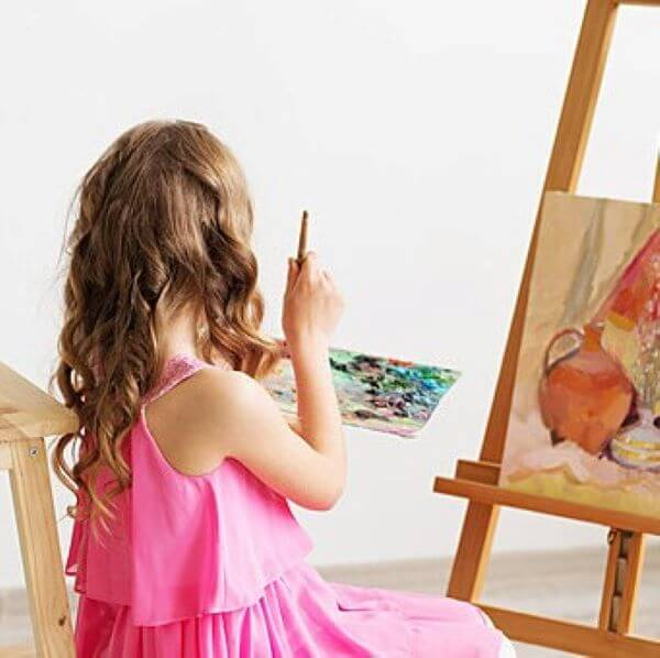 CAG Easter School Holiday Workshop – Still-Life Painting with Yixy Ruan