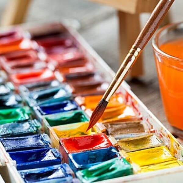 CAG Easter School Holiday Workshop – Watercolour Painting with Jim Rea – Ages 10 to 15 Years – BOOKED OUT