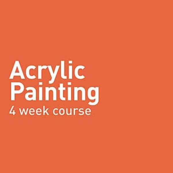 Creative Learning Program – Acrylic Painting with Marnie Awram