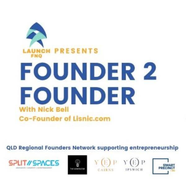 Founder 2 Founder | Nick Bell