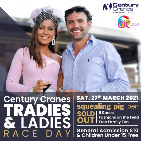 Century Cranes Tradies & Ladies Race Day