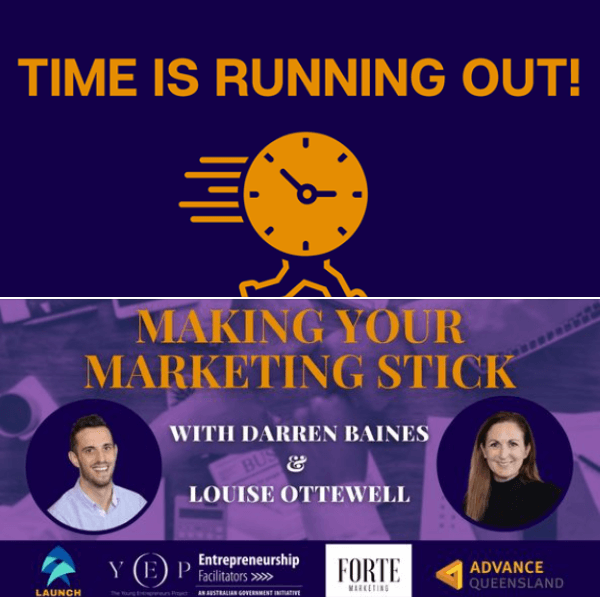 Making Your Marketing Stick