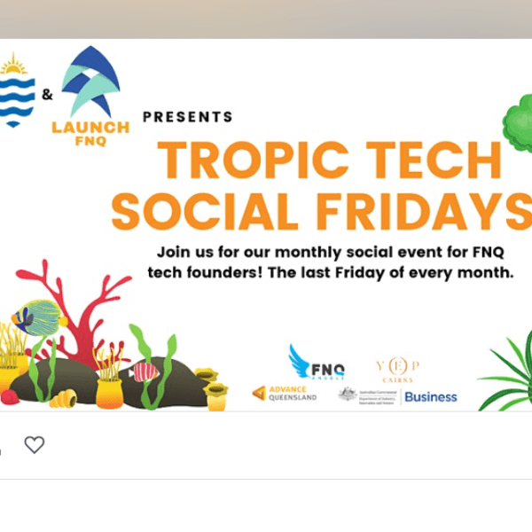 Tropic Tech Social Fridays