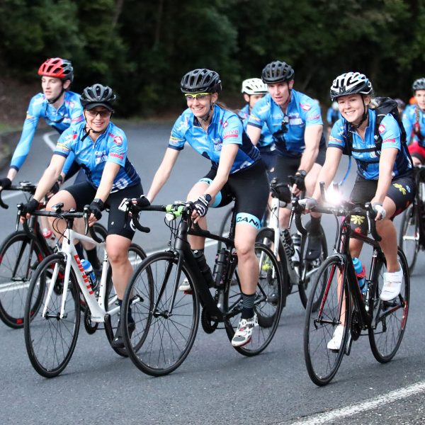 QSuper Cardiac Challenge – Charity Ride
