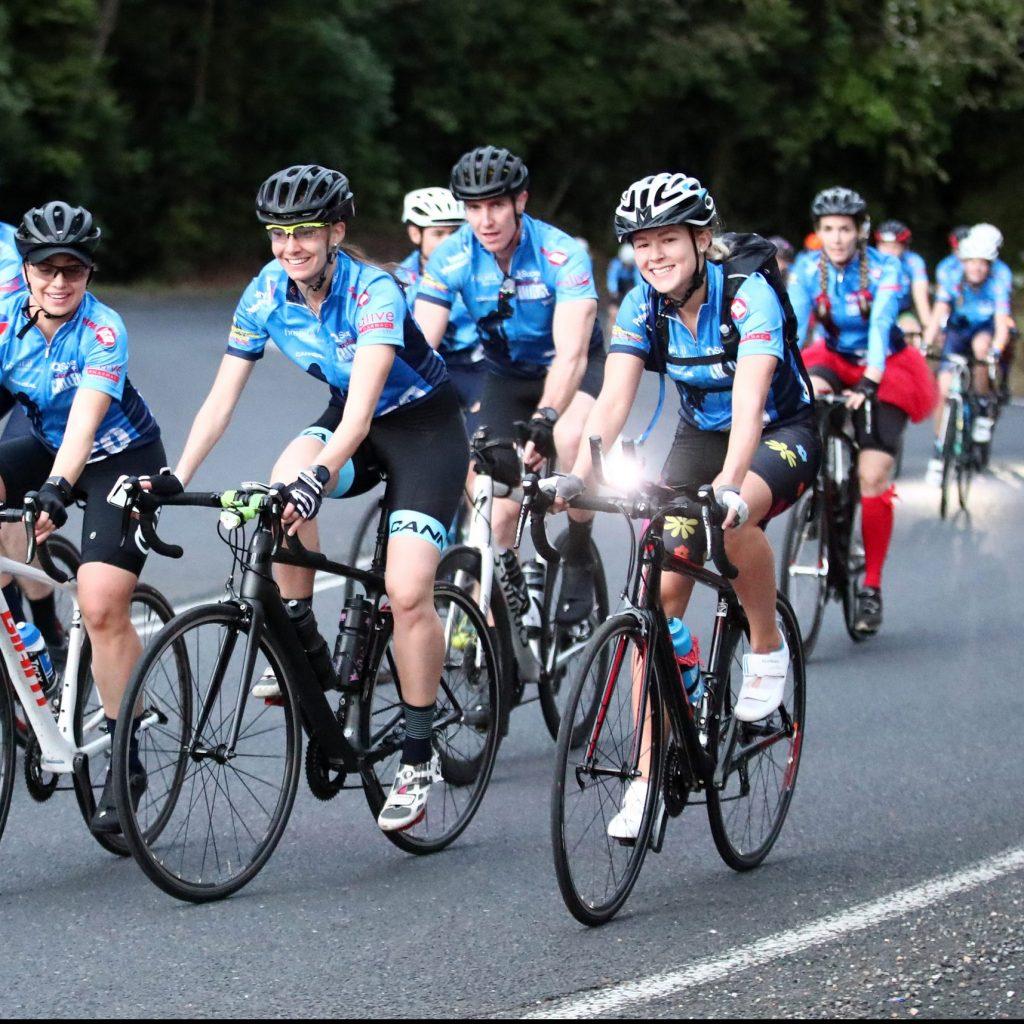QSuper Cardiac Challenge - Charity Ride
