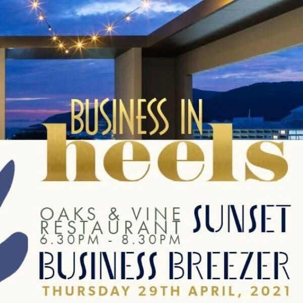 Business Breezer Networking Event