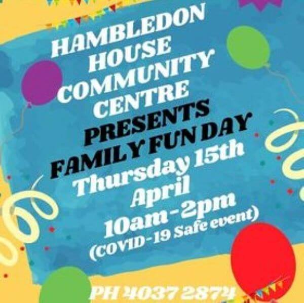 Hambledon House Community Centre Open Day