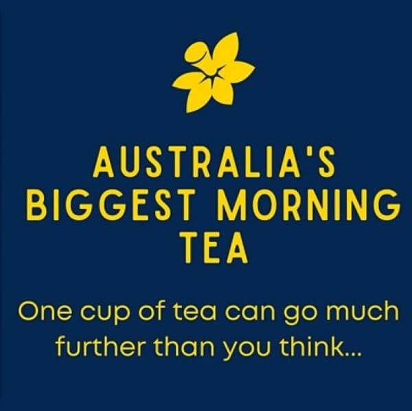Australia's Biggest Morning Tea at the Pier