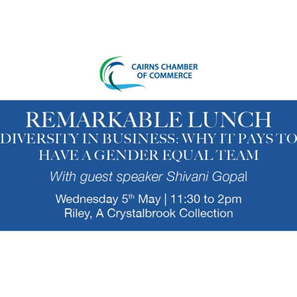 CCoC – The Remarkable Luncheon
