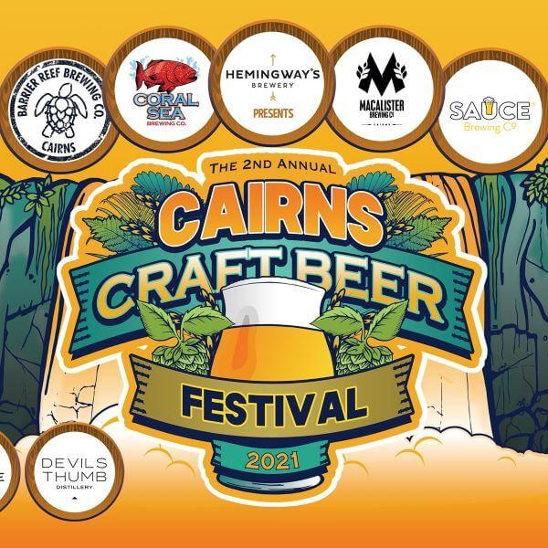 Cairns Craft Beer Festival 2021