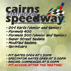 Cairns Speedway