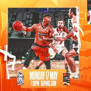Cairns Taipans V Perth Wildcats