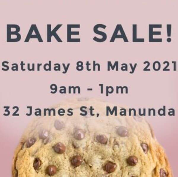 NQAR's Annual Mother's Day Bake Sale
