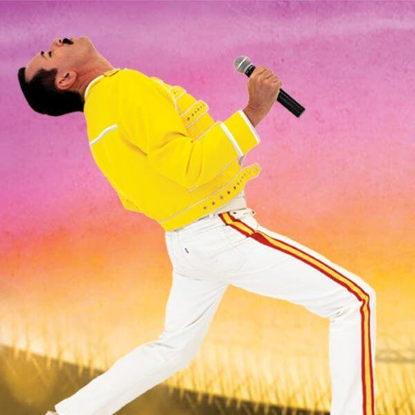 """Queen Bohemian Rhapsody – """"The Show Must Go On"""" Tour"""