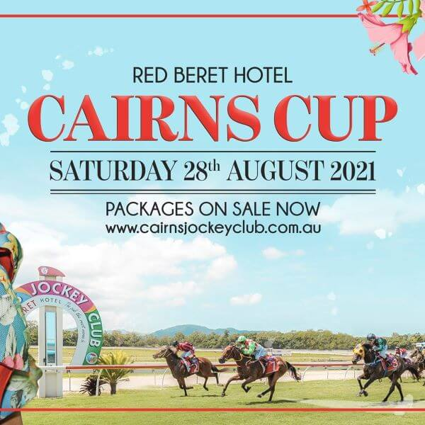 Red Beret Hotel Cairns Cup 2021