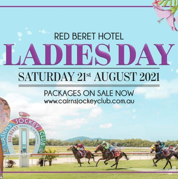 Red Beret Hotel Ladies Day 2021