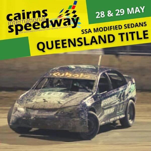 Triple S Earthmoving Modified Sedan Queensland Titles