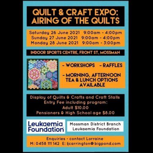 2021 Quilt & Craft Expo
