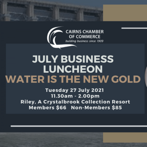 CCoC - July Business Luncheon