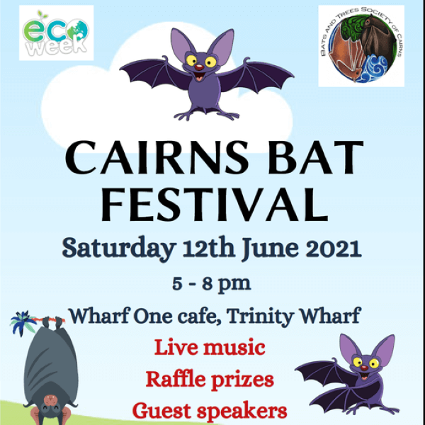 Cairns Bat Festival 2021