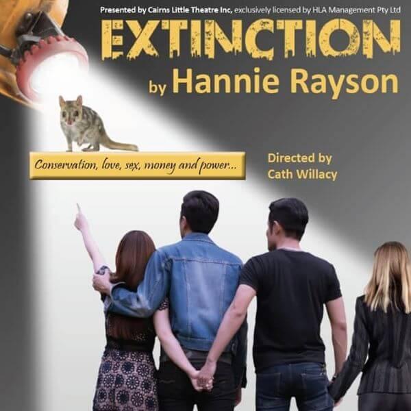 Extinction by Hannie Rayson