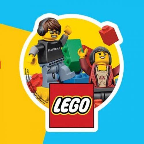 Immersive LEGO Play Zone